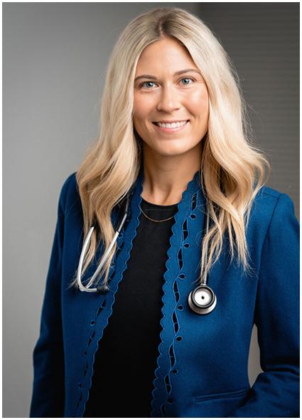 Dr. Samantha Bowen